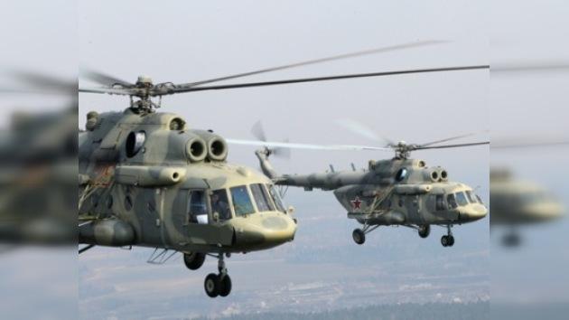 Critican al Pentágono por los helicópteros rusos