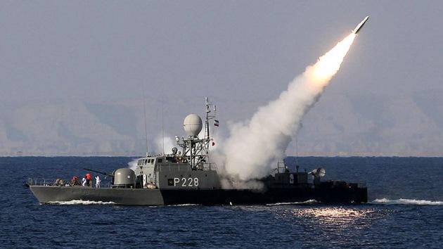 Irán presentará un nuevo buque lanzamisiles