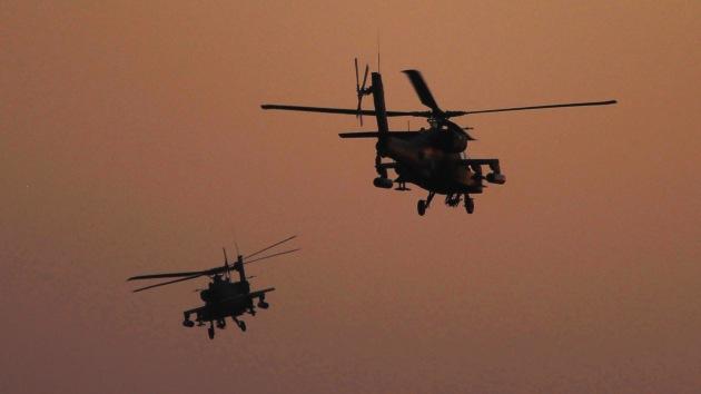 Exagente de la CIA: Irak paga el apoyo de EE.UU. comprando helicópteros a precio exagerado