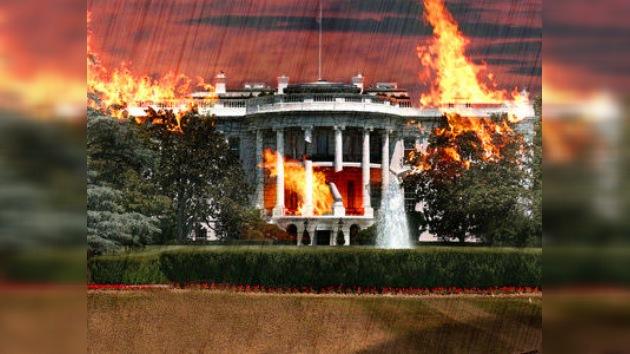 Ojo por ojo: general iraní propone quemar la Casa Blanca