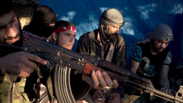 HRW culpa a los rebeldes sirios por torturas y ejecuciones extrajudiciales