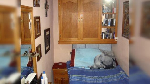 Cárcel por fuera, hotel por dentro: un reo mexicano se monta una 'suite' en una prisión