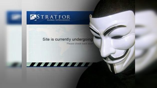 Anonymous reparte ataques por Navidad: Statfor, la 'CIA en la sombra', cae en su Red