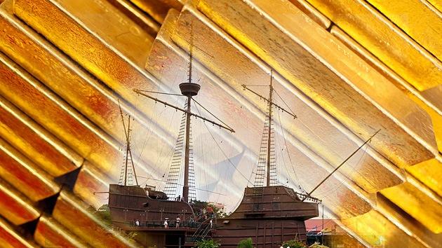 ¿Han encontrado el tesoro del barco portugués Flor de la Mar?