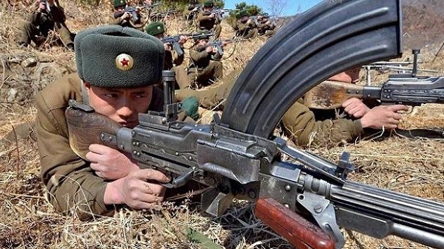 """""""La probabilidad de una guerra en la península coreana es de un 70-80%"""""""