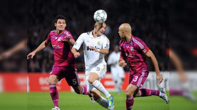 El Real Madrid ya está en octavos en Europa y solo conoce la victoria