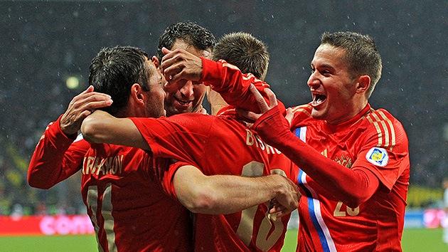 Brasil 2014: Rusia vence 1-0 a Portugal y se pone a la cabeza de su grupo