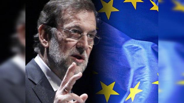 """Rajoy exige """"sin más dilación"""" recursos que frenen la hemorragia de la deuda"""