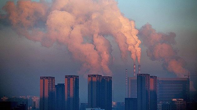 Más de dos millones de personas mueren al año en el mundo por contaminación del aire