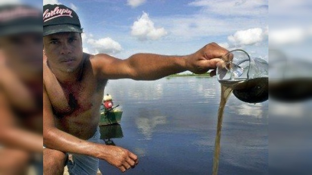 Nuevo derrame de petróleo de Chevron en Brasil