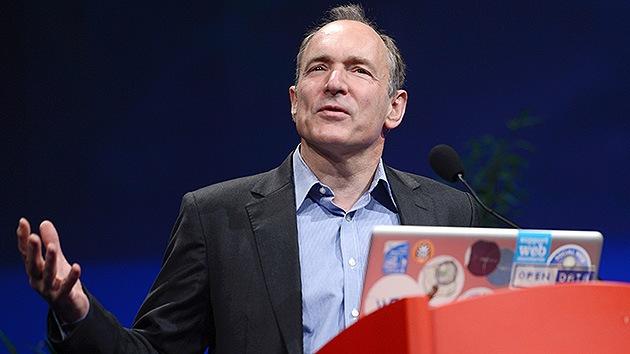 En el 25.º aniversario de Internet su creador propone una carta de derechos para la Red