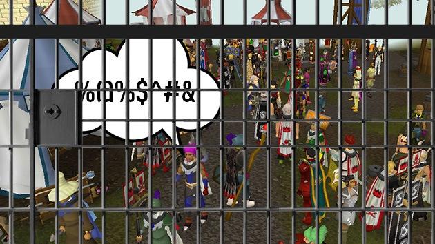 Un joven lleva meses en la cárcel por un comentario sarcástico en un videojuego