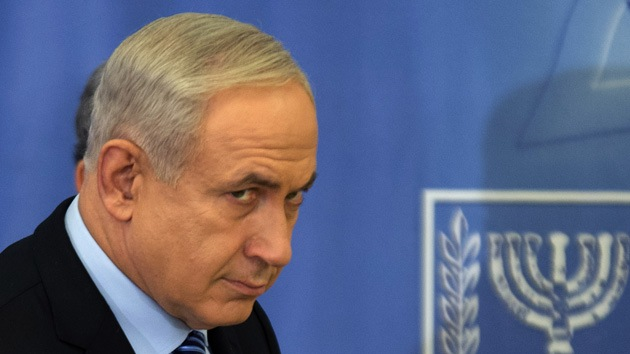 Benjamin Netanyahu está refugiado en un búnker