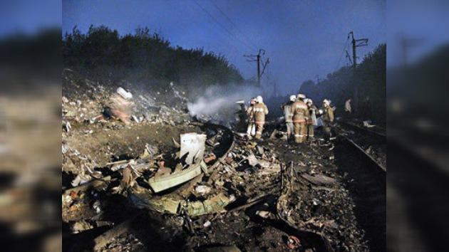 Reanudan la investigación de la catástrofe aérea de Perm en 2008