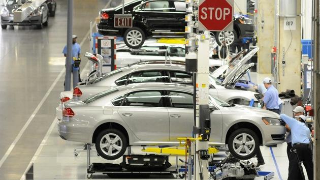 Denuncian presiones políticas antisindicales en una planta de Volkswagen en EE.UU.