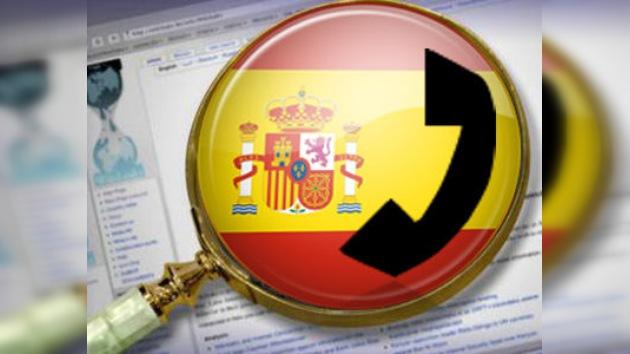 WikiLeaks publica los teléfonos del rey y del jefe de Gobierno de España