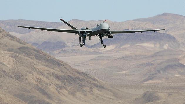 El Reino Unido ha empezado a dirigir desde su territorio 'drones' a Afganistán
