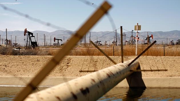 Cómo la escasez de agua detendrá la 'revolución del esquisto' en EE.UU.