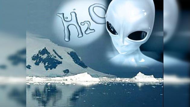 Un lago de la Antártida podría estar habitado por 'extraterrestres' amantes del oxígeno
