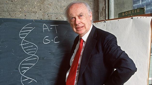 """Investigador """"racista"""" del ADN subastará su Premio Nobel"""