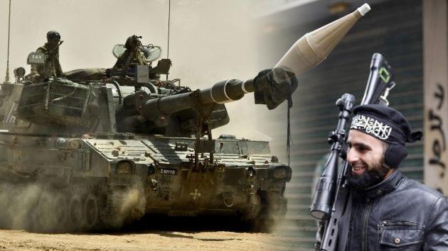 Israel recorta sus armas pesadas a favor de comandos antiterroristas