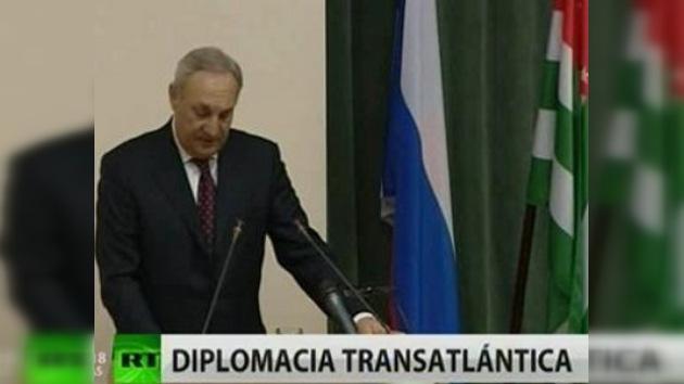 Abjasia abrirá sus embajadas en Venezuela y Nicaragua