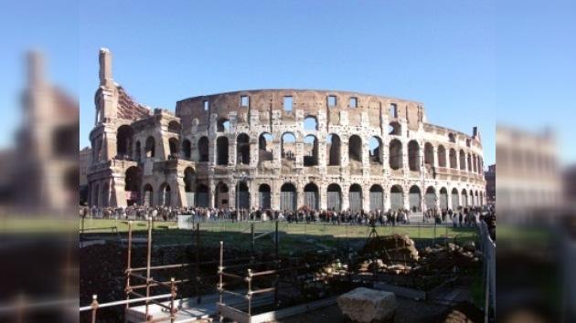 Mecenas privados financiarán la restauración del Coliseo de Roma