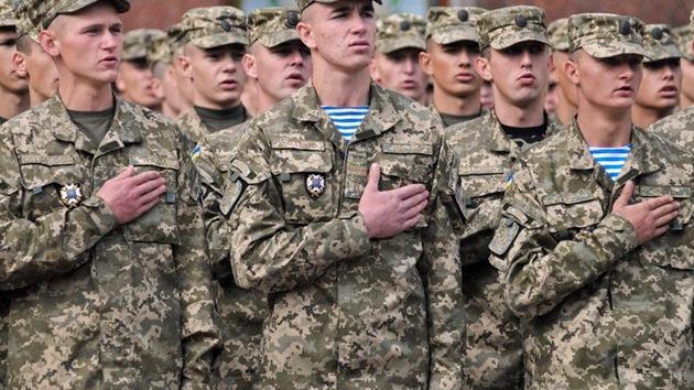 Ucrania puede convertirse en una base militar para EE.UU. y una colonia para Alemania