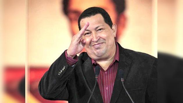 """Chávez regresa a Venezuela para """"noquear"""" a la oposición en las urnas"""
