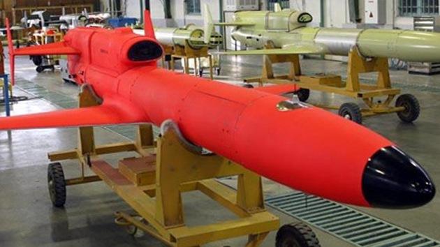 La Marina de Irán utiliza drones lanzados desde submarinos