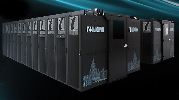 EE.UU. ve como amenaza nuclear a la empresa rusa de supercomputadoras T-Platform