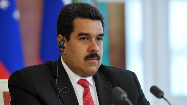 """Nicolás Maduro: """"No más muerte, no más guerra"""" en Siria"""