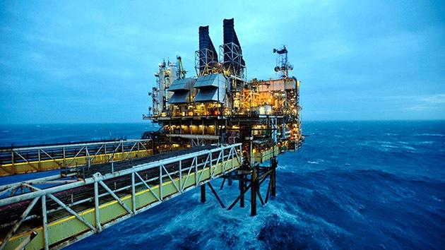 Las compañías BP y GDF descubren un nuevo yacimiento de petróleo en el Mar del Norte