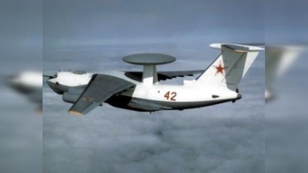 El 'ojo volador ruso' mejora sus prestaciones