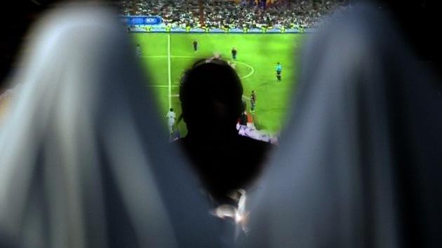 Prohíben a las mujeres de Irán ver partidos de la Eurocopa con los hombres