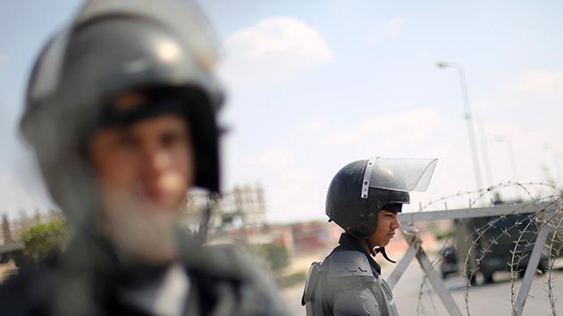 Varios muertos en un ataque armado contra un retén en las afueras de El Cairo