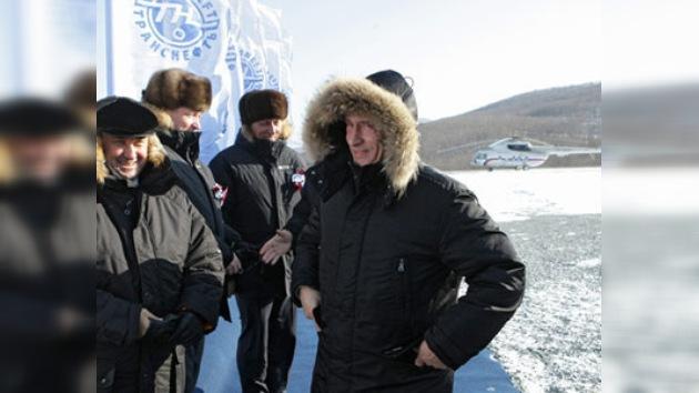 Putin proclamó plan de desarrollo en el Extremo Oriente hacia 2025