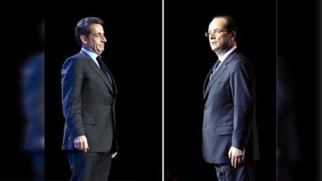 Victoria de Hollande y apoyo sin precedentes a la ultraderecha en Francia