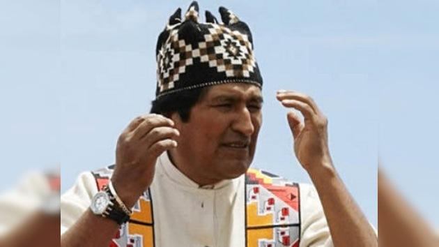 La paridad de género se aplica en el nuevo Gobierno de Evo Morales