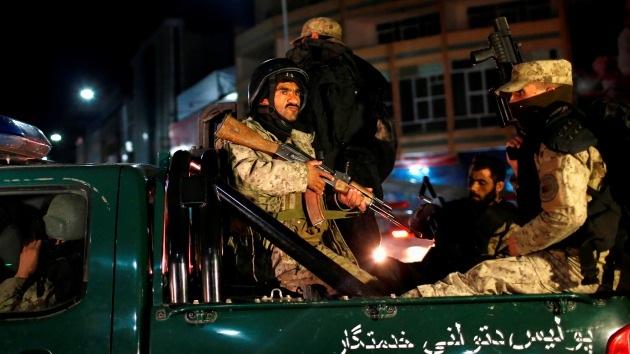 El asalto a un hotel en Kabul deja nueve muertos