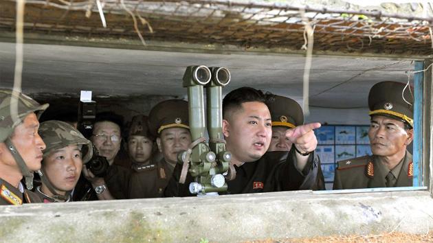 """Corea del Norte amenaza con """"iniciar un ataque masivo"""" contra Corea del Sur"""
