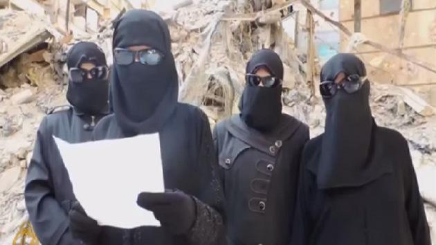 ¿Cómo y para qué recluta el Estado Islámico a mujeres?