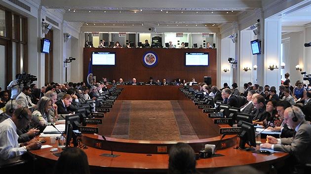 La sesión extraordinaria de la OEA sobre el caso Assange