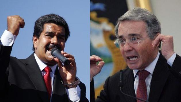 'Fuego cruzado' de Maduro y Uribe en Twitter