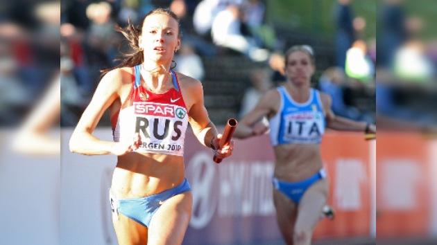 Rusia conquista el Campeonato Europeo de Atletismo por equipos