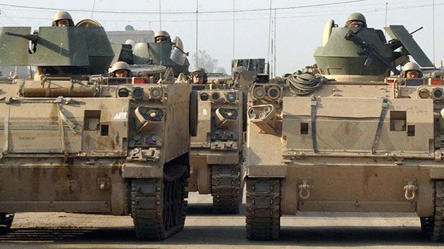 Bulgaria se niega a alojar vehículos blindados de EE.UU.