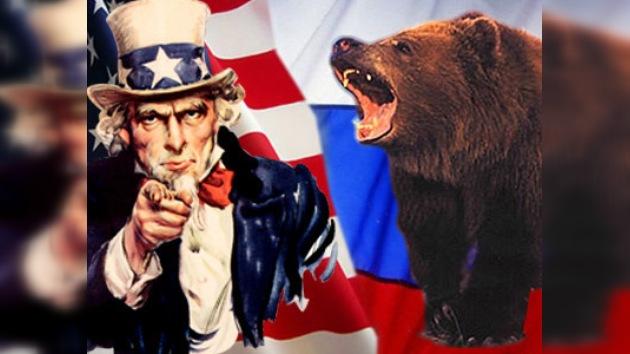 """Los rusos siguen considerando a EE.UU. como un """"agresor""""."""