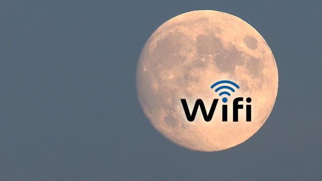 La NASA y el MIT conectan la Luna al wifi