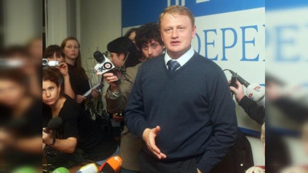 Arrestan a Alexéi Dymovski, que denunció corrupción policial por Internet