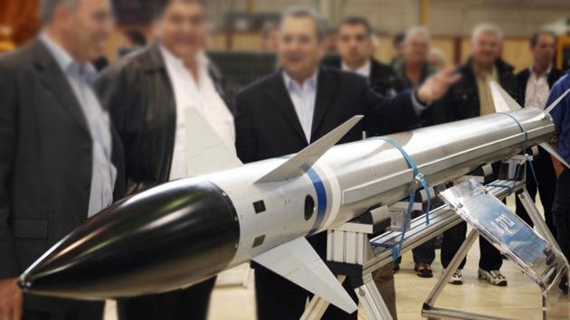 Israel instala sistemas de defensa contra misiles antibuques rusos